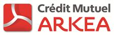 Logo du Crédit Mutuel Arkea