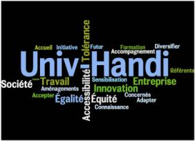 Logo 4eme conférence Handicap UPEC-UPEM